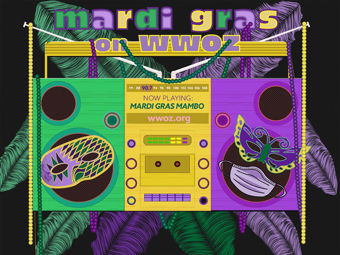 Mardi Gras is Tomorrow!