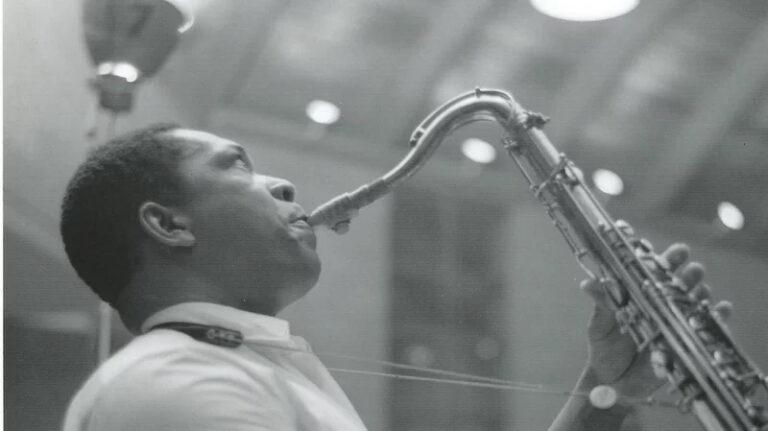 John Coltrane – Chuck Stewart Photography